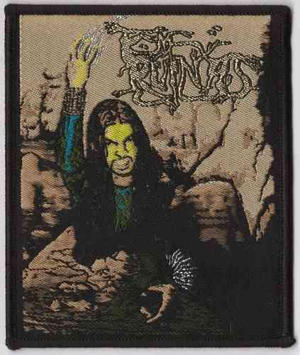 Em Ruinas - From the Speed Metal Graves Patch