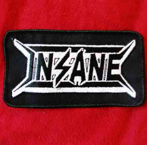 Insane - Logo Patch