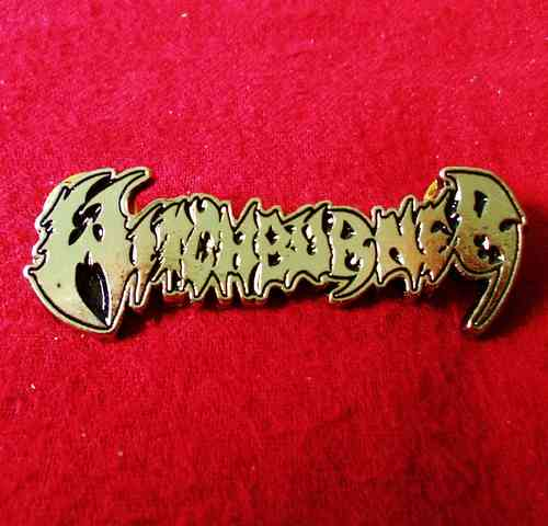 Witchburner - Logo Metal Pin