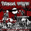 "Putrevore / Putrefact - Funebre Plague Into Darkness 7"" Split EP (red vinyl)"