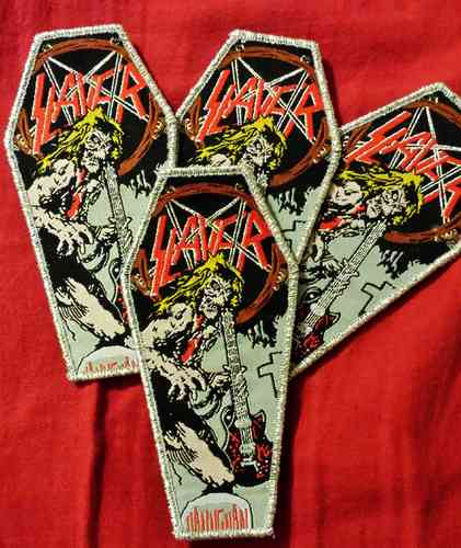 Slayer - Jeff Coffin Patch