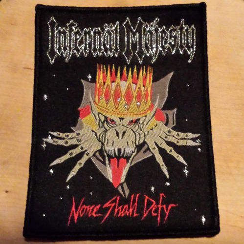 Infernal Majesty - Patch
