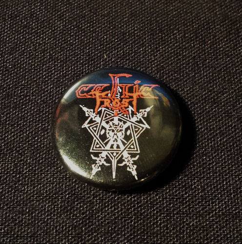 Celtic Frost - Button