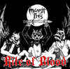 Midnight Prey - Rite of Blood CD (EP)