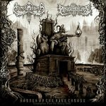 Praise the Flame/Abrekadavar - Hordes of the Fire Throne Split-CD