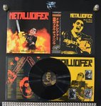 Metalucifer - Heavy Metal Chainsaw LP (Gatefold)