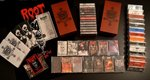 ROOT - Into Dark Crypts Box (13 Tapes + Patch + Book + Certificate)