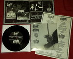 "Black Metal Warfare - V.A. Sampler 7"" EP"