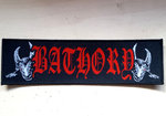 Bathory - Stripe Patch
