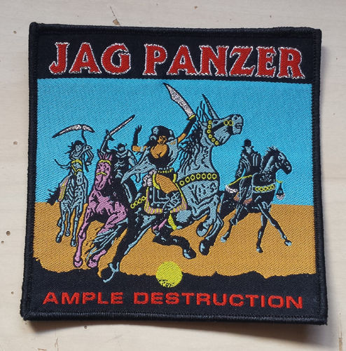 Jag Panzer - Patch