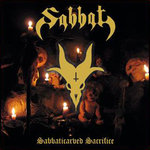 Sabbat - Sabbaticarved Sacrifice LP (Etched Vinyl!)