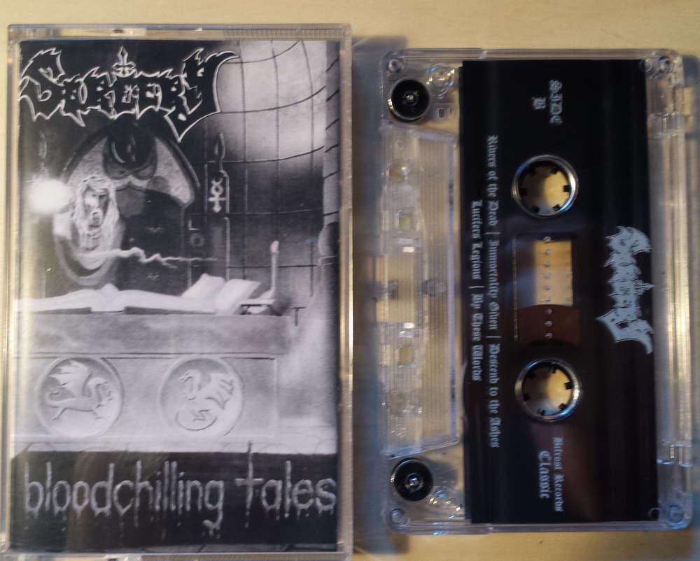 Sorcery - Bloodchilling Tales Tape