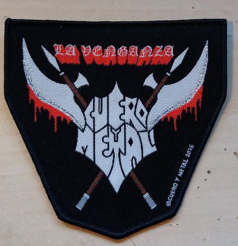 Cuero y Metal - Patch