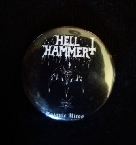 Hellhammer - S.R. Button