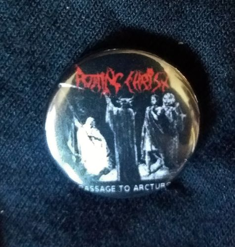 Rotting Christ - Button