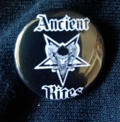 Ancient Rites - Button