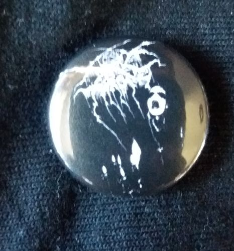 Darkthrone - Transilvanian Hunger Button