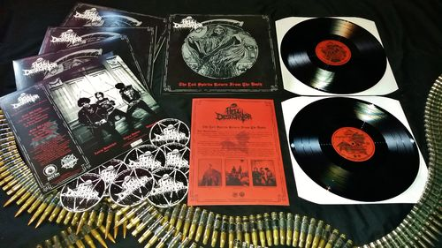 5x Hell Desecrator - The Evil Spirits... LP