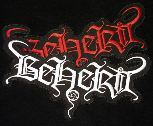 Beherit - Backpatch (embroided)