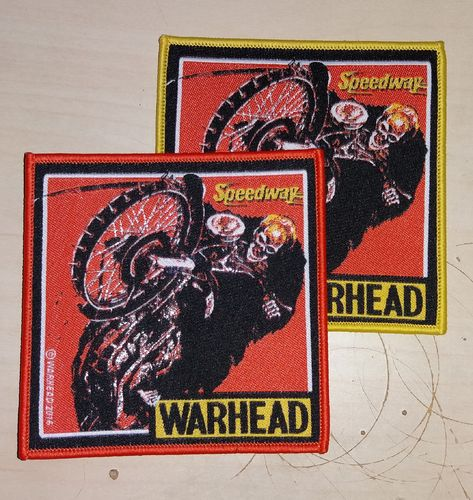 Warhead - Patch