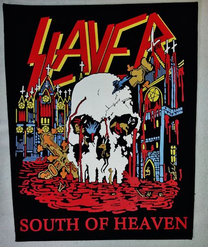 South of Heaven - Backpatch