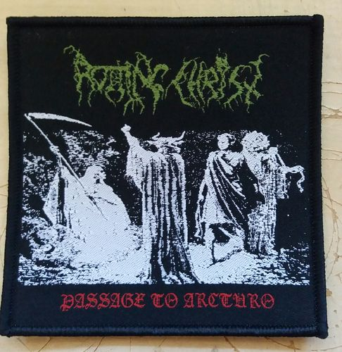 Rotting Christ - P.T.A. Patch