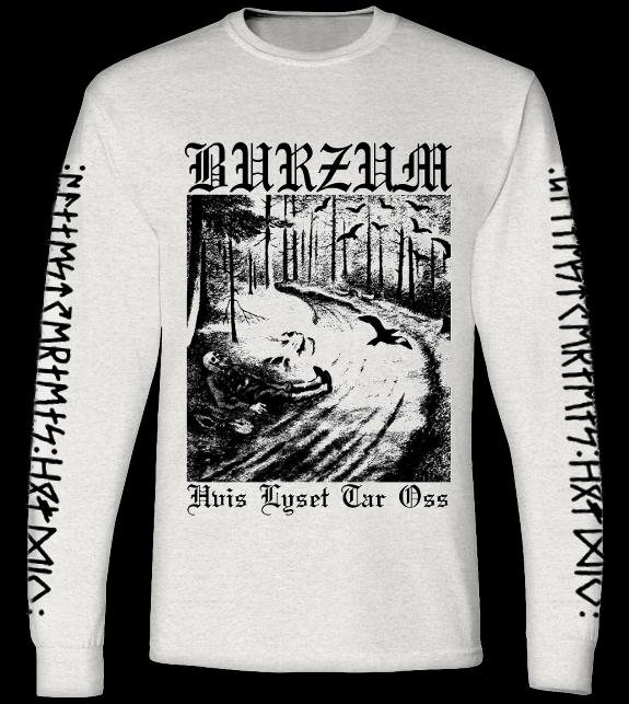 Burzum - Longsleeve Shirt