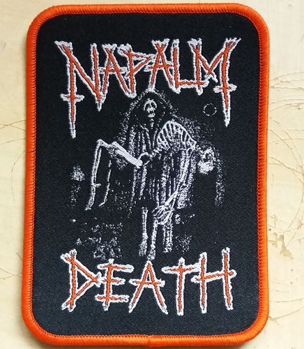 Napalm Death - Patch