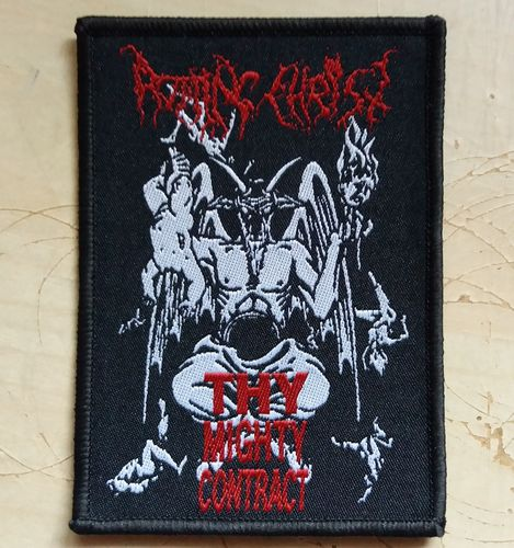 Rotting Christ - T.M.C. Patch