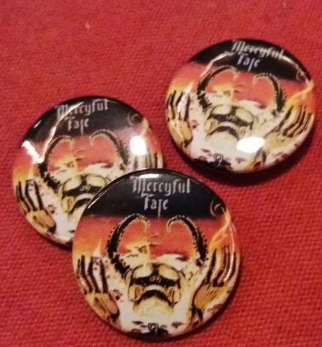 Mercyful Fate - 9 Button