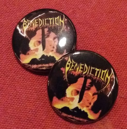 Benediction - Button