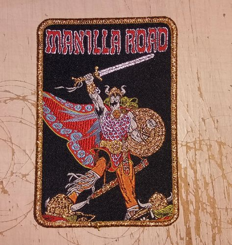 Manilla Road - Patch
