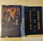 Abysmal Grief - Blasphema Secta Tape