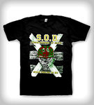 S.O.D. - T-Shirt (read description)