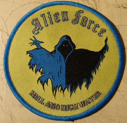 Alien Force - Patch