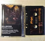 Hellripper - Coagulating Darkness Tape