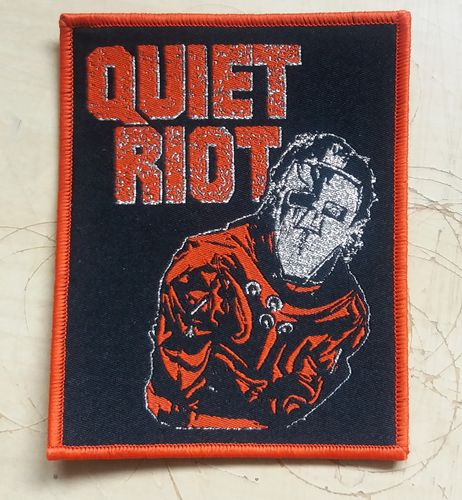 Quiet Riot - Patch