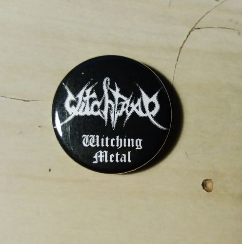 Witchtrap - Button