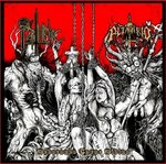 Pathetic/Putrid - Devorando Carne Divina Split-CD