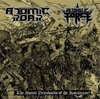 "Atomic Roar/ Alcoholic Force - 7"" Split EP"