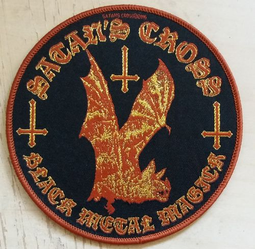Satan's Cross - Patch