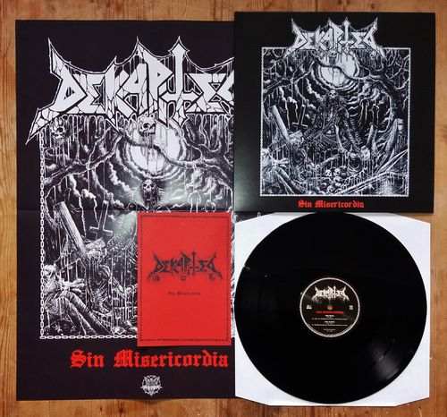 "Dekapited - Sin Misericordia 12"" MLP"