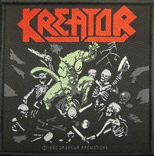 Kreator - Patch
