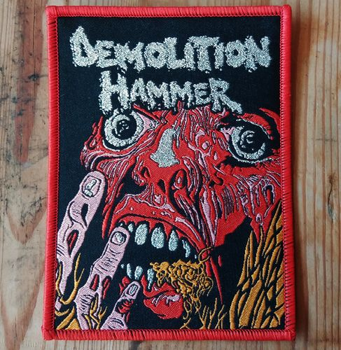 Demolition Hammer - Patch
