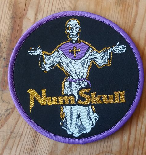 Num Skull - Patch