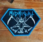 Midnight - Black R'n'R Patch