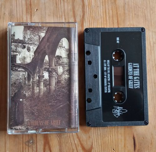 At the Gates - Gardens Of Grief Tape