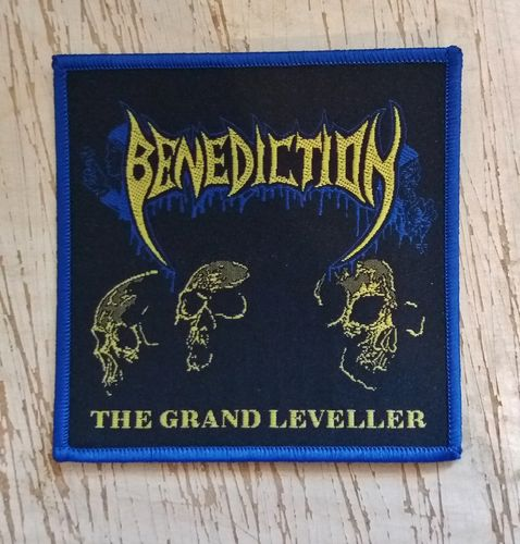 B. - The Grand Leveller Patch