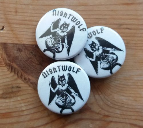 Nightwolf - Button