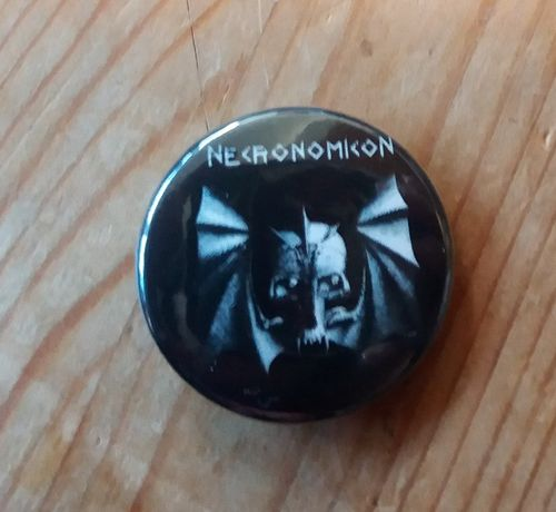 Necronomicon - Button